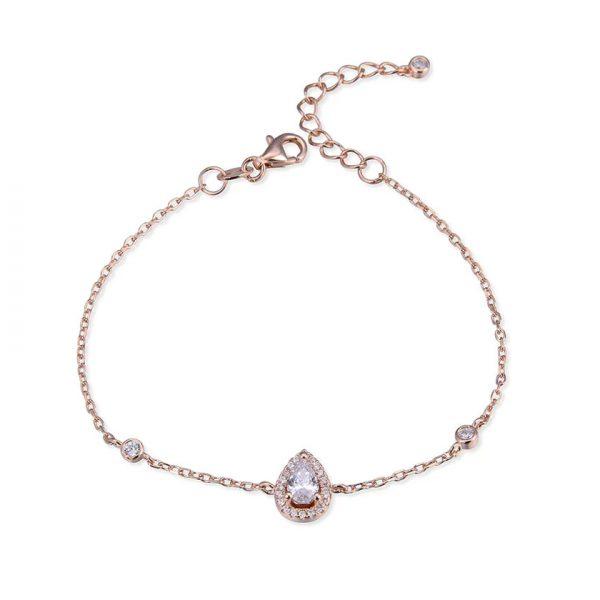 bracelet-plaque-or-rose-poire-zirconium