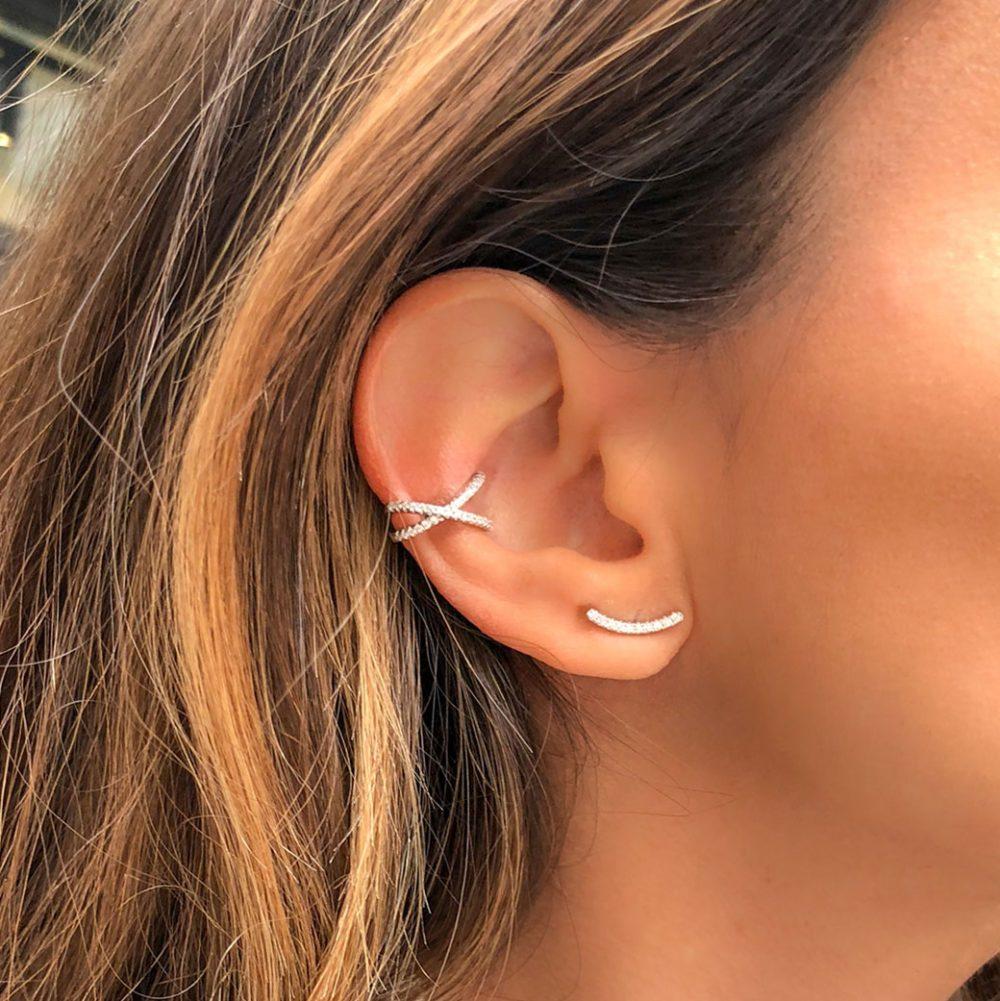 faux-piercing-croise-argent-zirconium