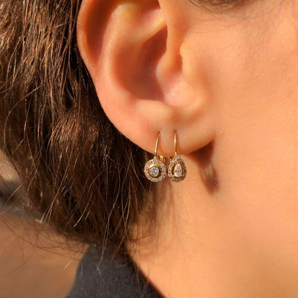 boucles-oreilles-dorees-rondes-dormeuses