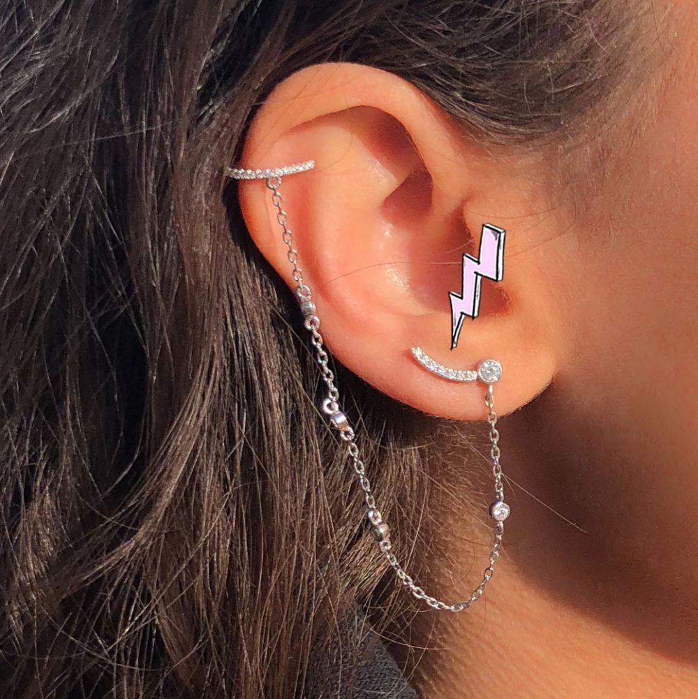 boucles-oreilles-mini-barres-brillantes-argent-925