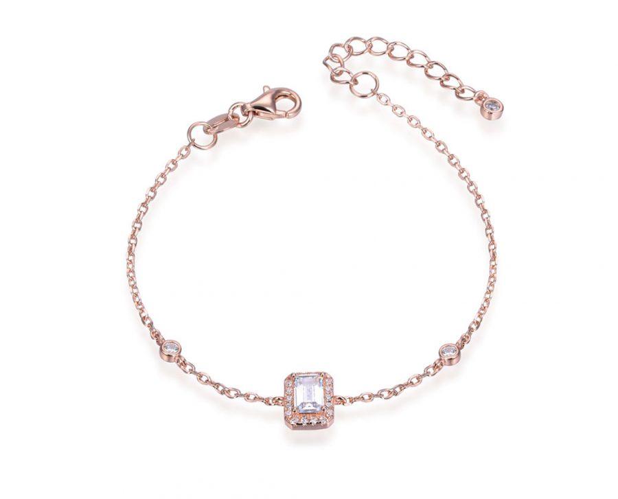 bracelet-chaine-pierre-rectangulaire-plaque-or-rose-zirconium