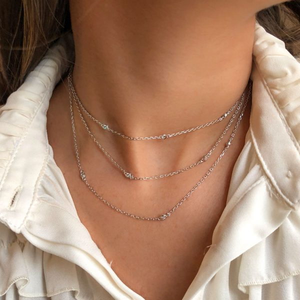 collier-multi-rangs-argent-925