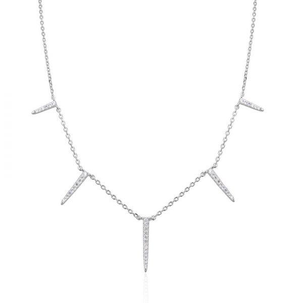 collier-piques-argent-massif-zirconium