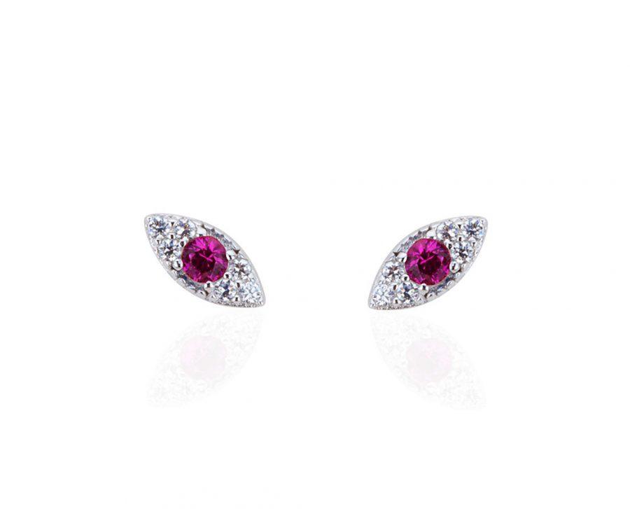 boucles-oreilles-mini-yeux-roses-argent-925