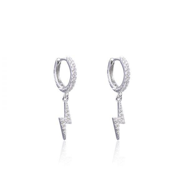 creoles-bijoux-eclair-argent-zirconium