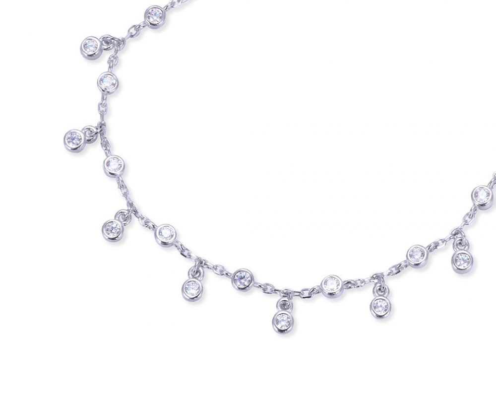 collier-pampilles-petits-ronds-argent-sertis-zirconium