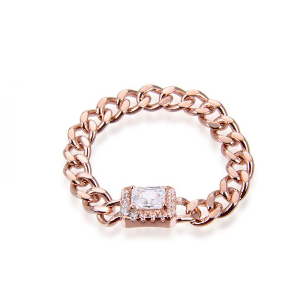 bague-chaine-rectangle-maille-gourmette-plaque-or-rose