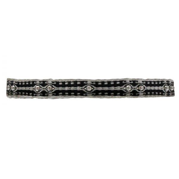 bracelet-tendance-tissu-homme-noir-gris