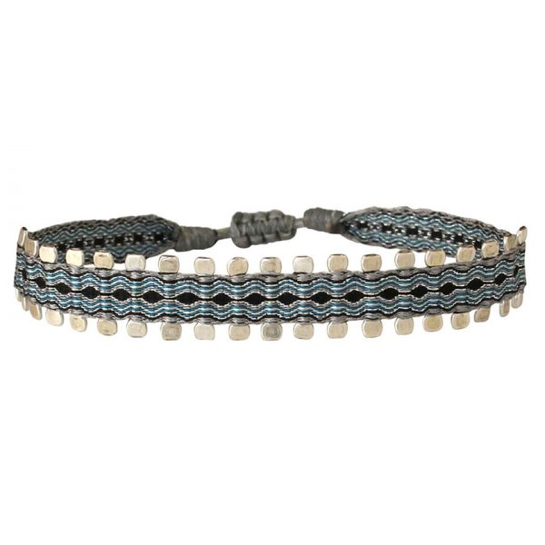 bracelet-homme-tresse-bleu-gris-argent-925