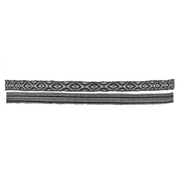 bracelets-tissu-noir-gris-motifs-homme