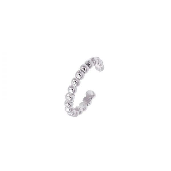 anneau-de-cartilage-boules-argent-925