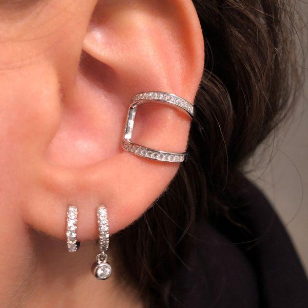bague-d-oreille-double-barre-argent-zirconium