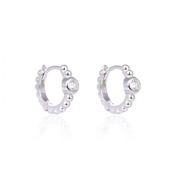 mini-creoles-boules-diamant-argent-zirconium