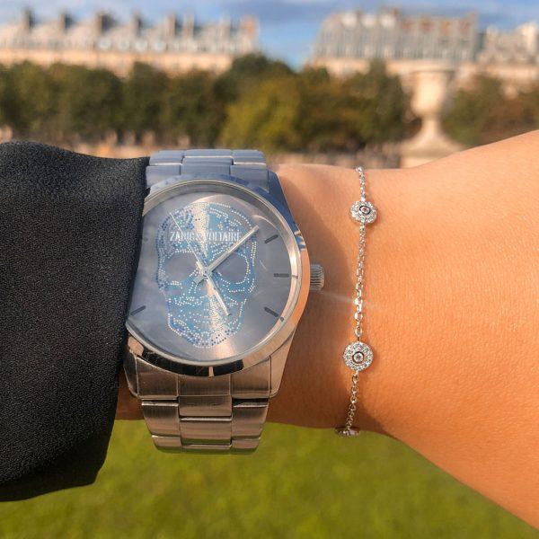 bracelet-argent-mini-ronds-sertis-zirconium
