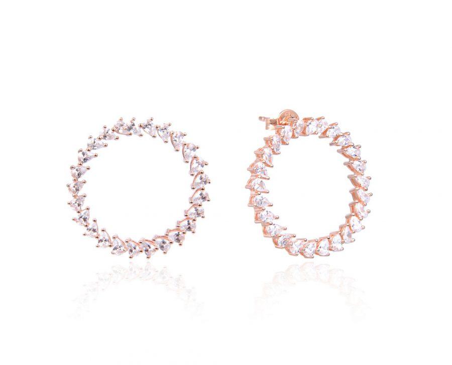boucles-oreilles-spirales-brillantes-plaque-or-rose-zirconium