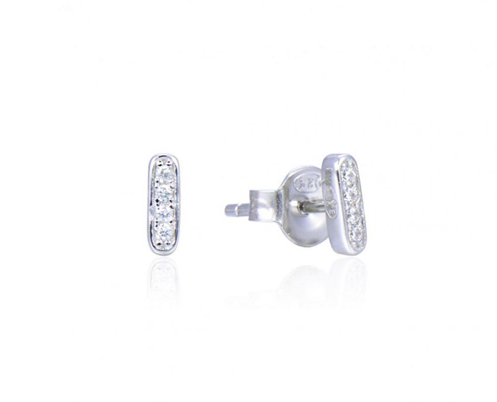 boucles-oreilles-mini-barres-brillantes-argent-zirconium