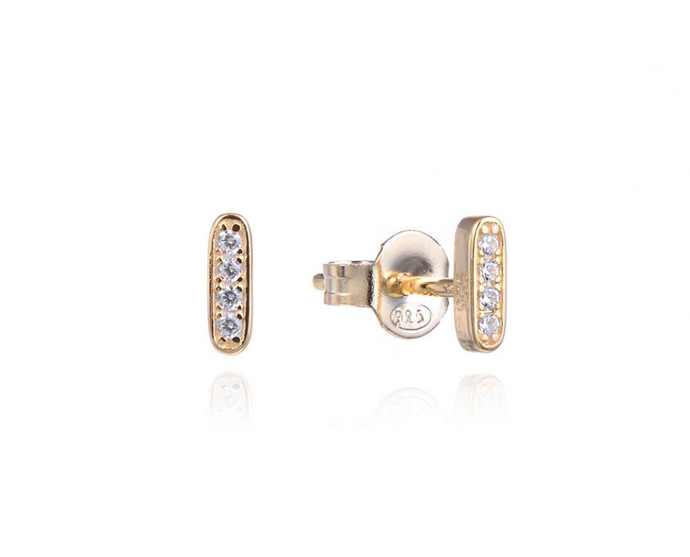 boucles-oreilles-mini-barres-brillantes-plaque-or-jaune-zirconium