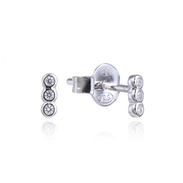 mini-boucles-oreilles-barre-3-brillants-ronds-argent