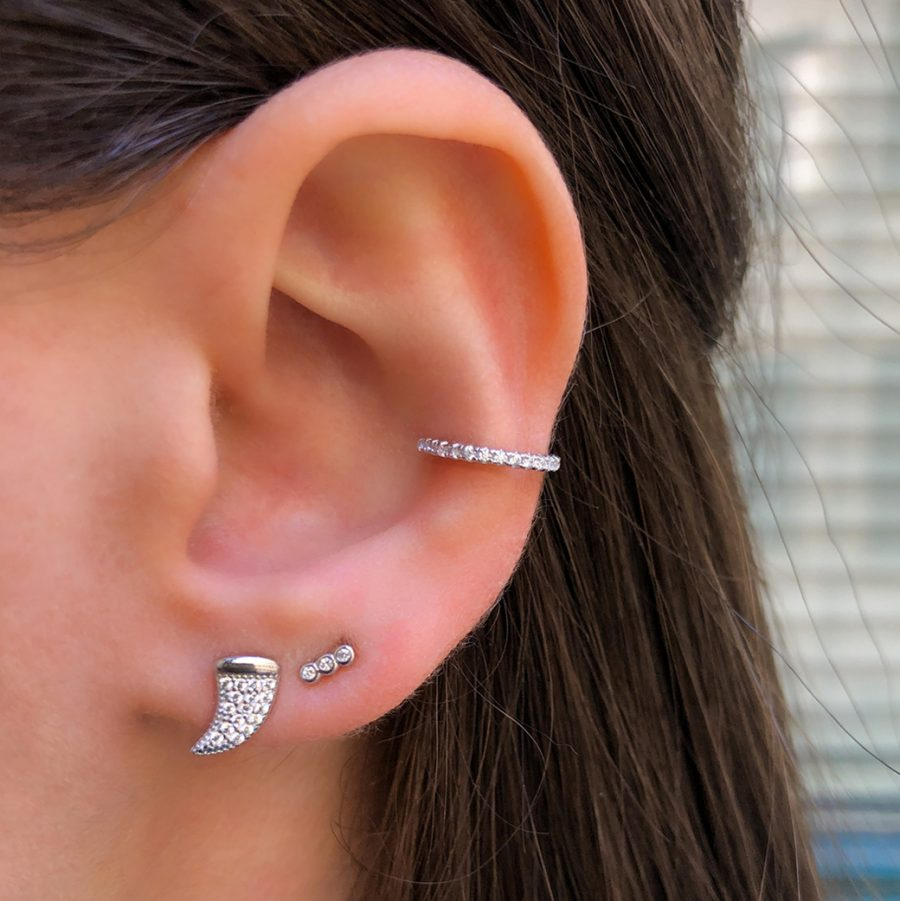 boucles-oreilles-petites-cornes-argent-zirconium