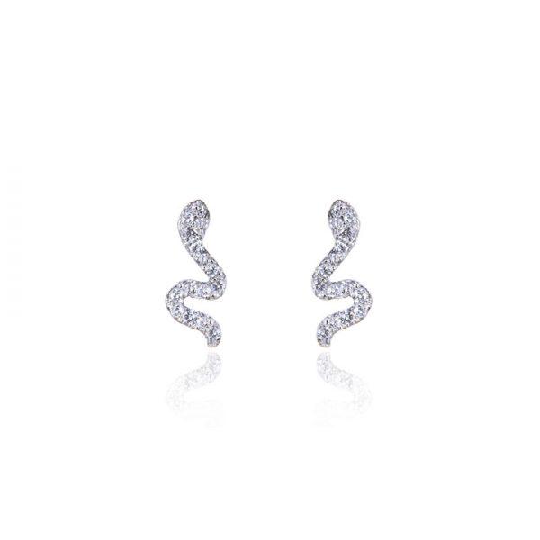 mini-boucles-oreilles-forme-serpent-argent-zirconium