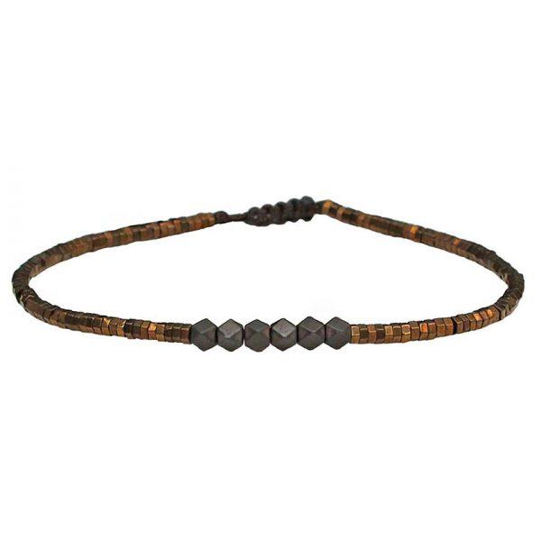 bracelet-fin-homme-pierres-hematites-bronze