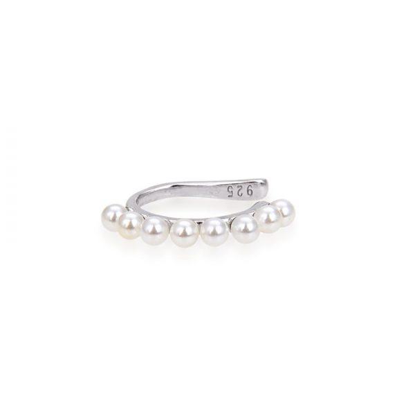 bague-oreille-perles-argent-925